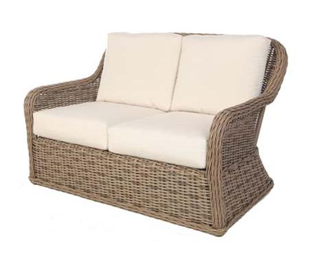Bellevue Loveseat by Ebel at Alison Craig Home Furnishings