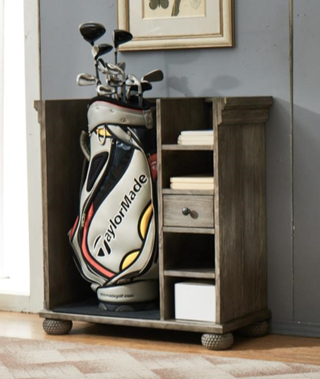 Bars Golf Bag Stand by E.C.I. Furniture at Johnny Janosik