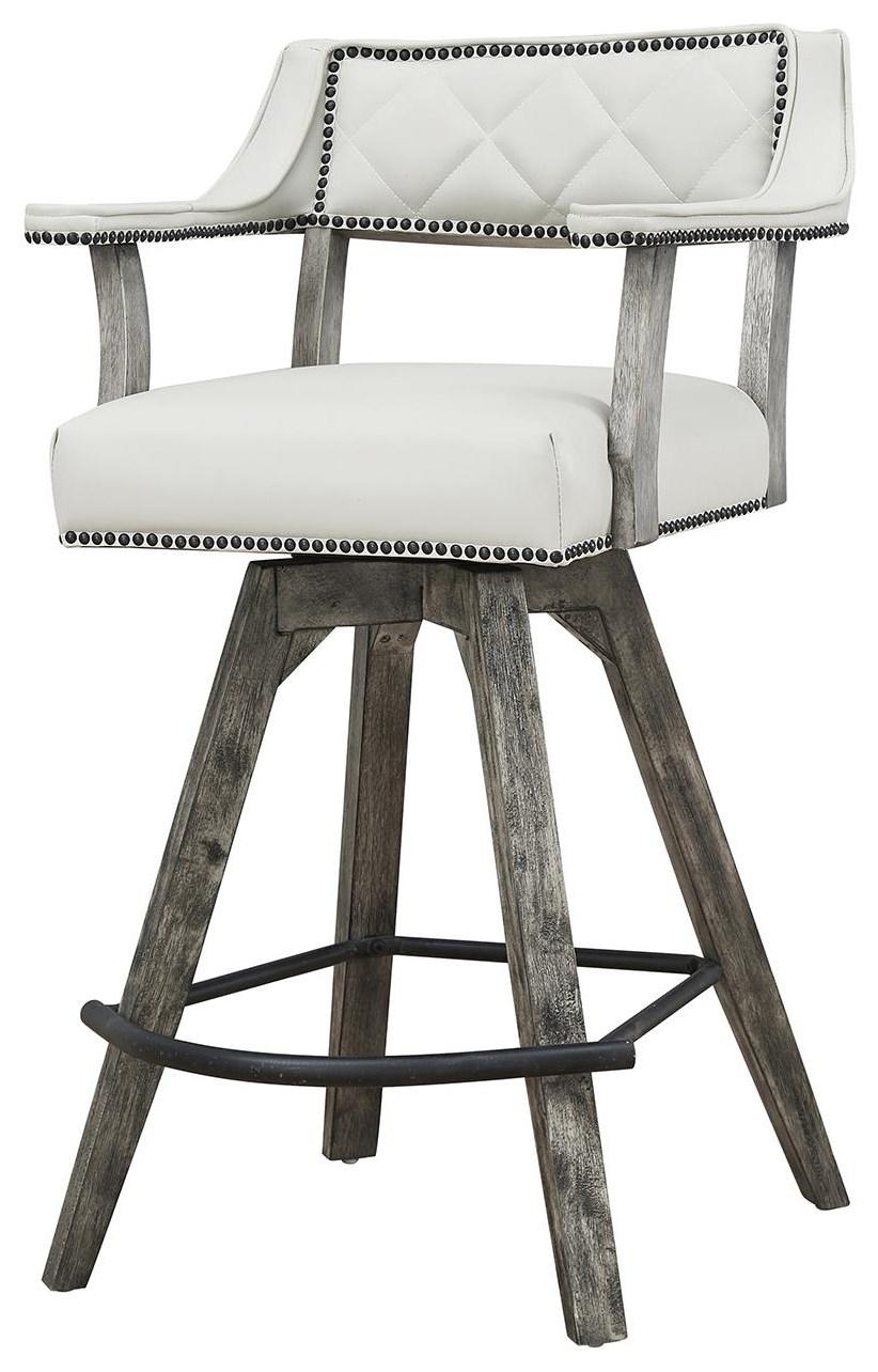 Bars Bar Height Stool by E.C.I. Furniture at Johnny Janosik