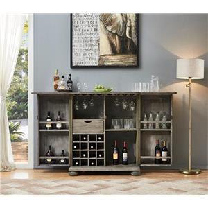 Spirit Cabinet