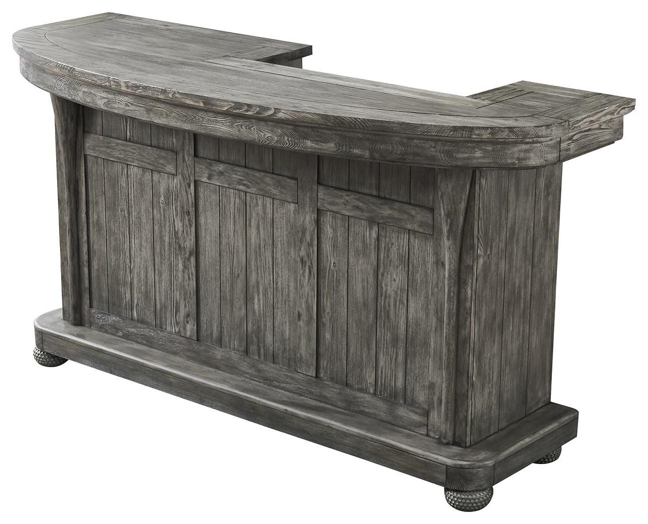 Bars Bar Top and Base by E.C.I. Furniture at Johnny Janosik