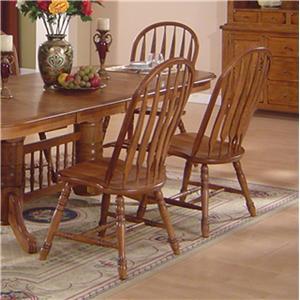 Solid Oak Dining 6000 By E C I Furniture Mueller