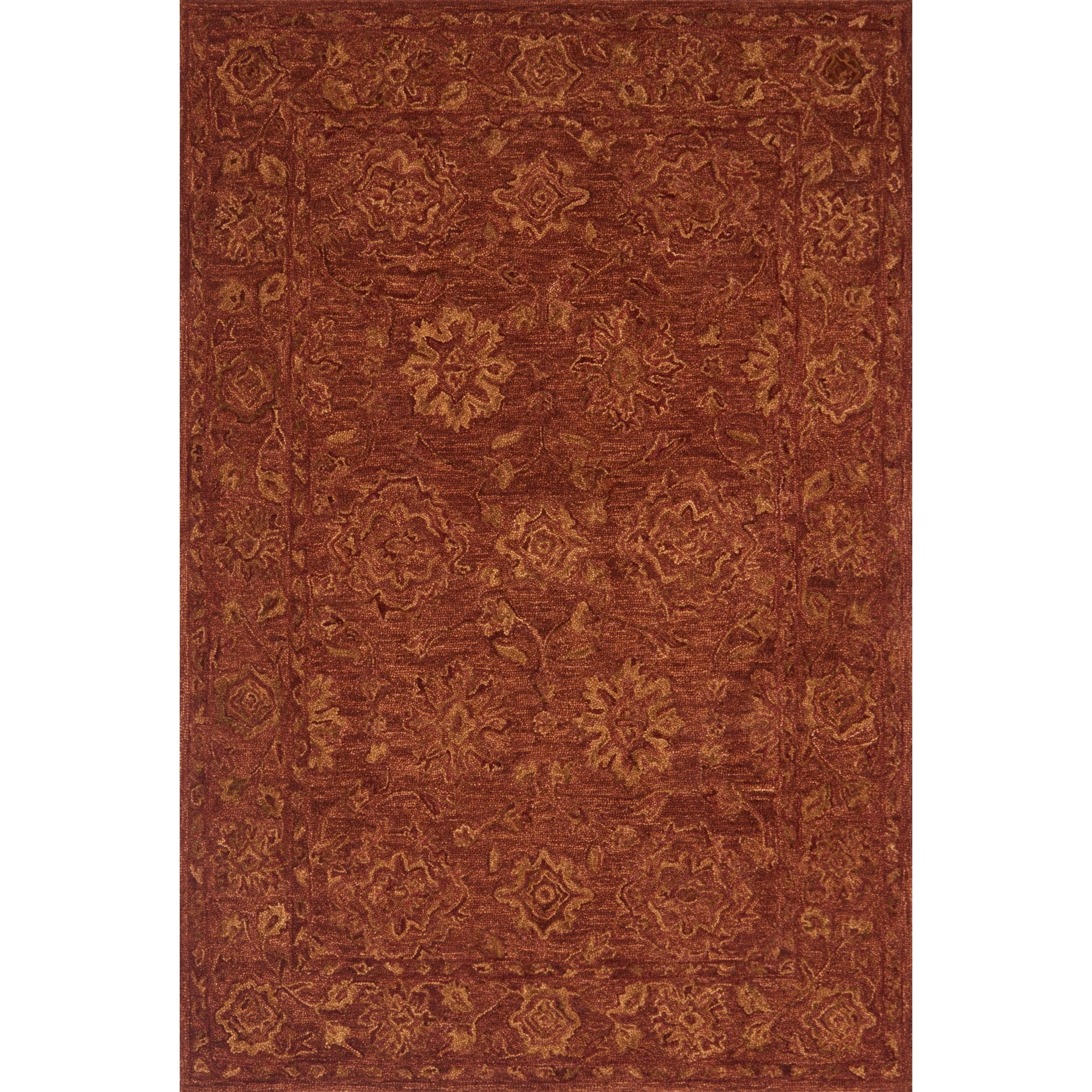 """Hawthorne 3'-6"""" x 5'-6"""" Rug by ED Ellen DeGeneres Crafted by Loloi at Belfort Furniture"""