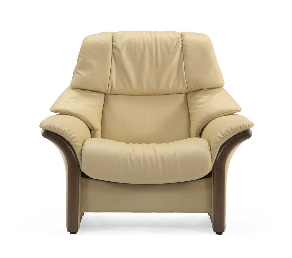 Eldorado High-Back Reclining Chair with Arms by Stressless at Sprintz Furniture