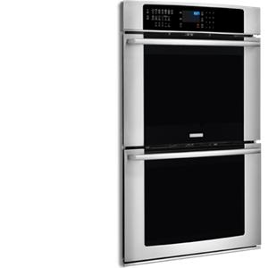 "Electrolux Electric Wall Ovens - 2014 27"" Electric Double Wall Oven"
