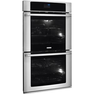 "Electrolux Electric Wall Ovens - 2014 30"" Electric Double Wall Oven"