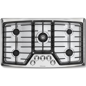 """Electrolux Gas Cooktops 36"""" Gas Cooktop"""