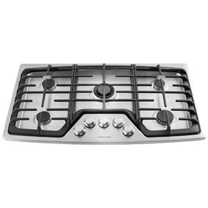 "Electrolux Gas Cooktops 36"" Gas Cooktop"