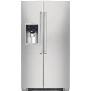 Electrolux Side-By-Side Refrigerators 23 Cu. Ft. Side-by-Side Refrigerator