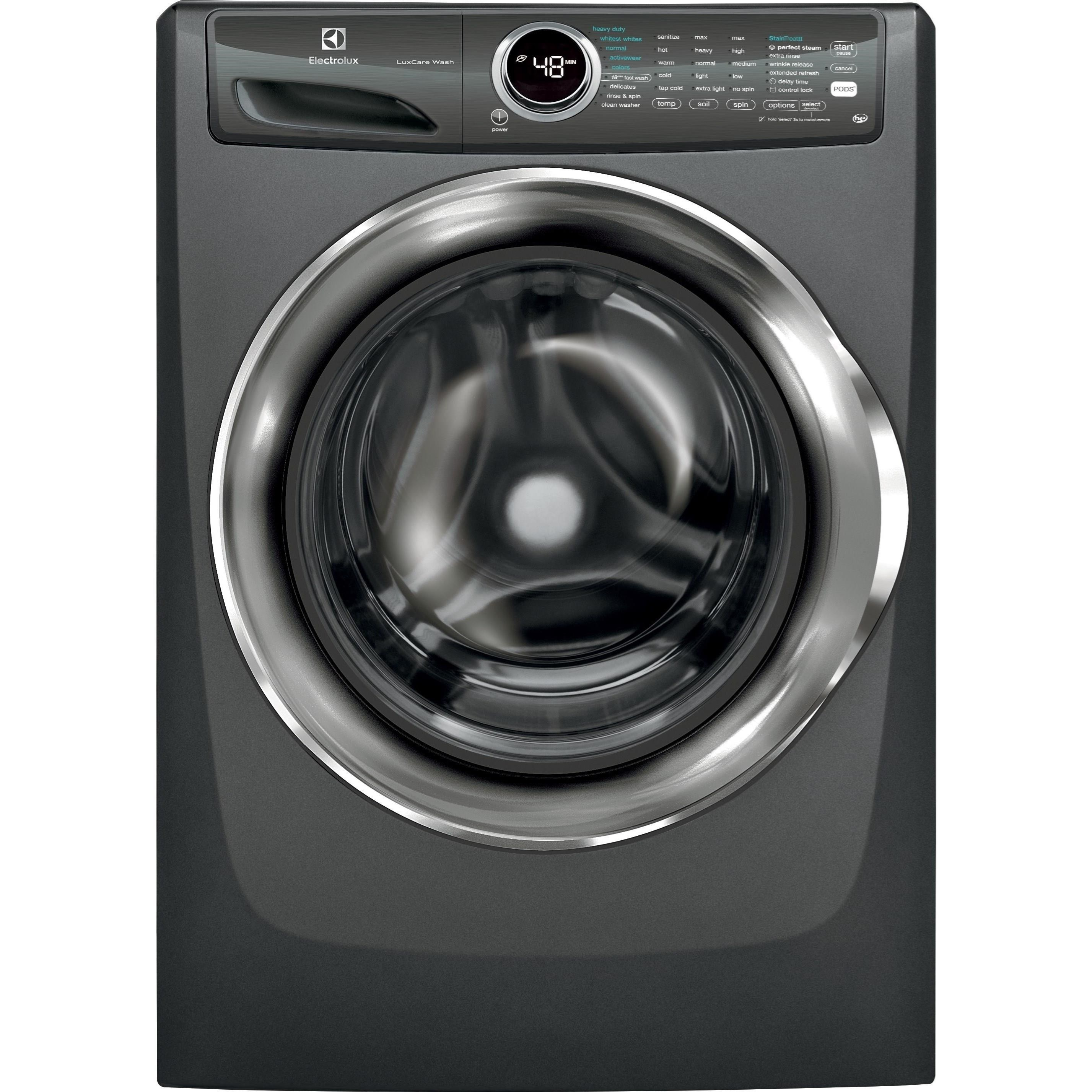 Washers Front Load Perfect Steam™ Washer by Electrolux at VanDrie Home Furnishings