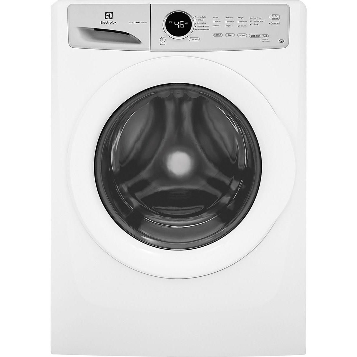 Washers 4.3 Cu. Ft. Front Load Washer by Electrolux at Furniture and ApplianceMart