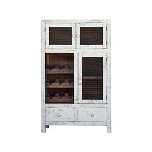 White Wine Cabinet