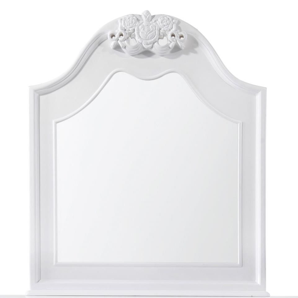 Alana Mirror by Elements International at Beck's Furniture