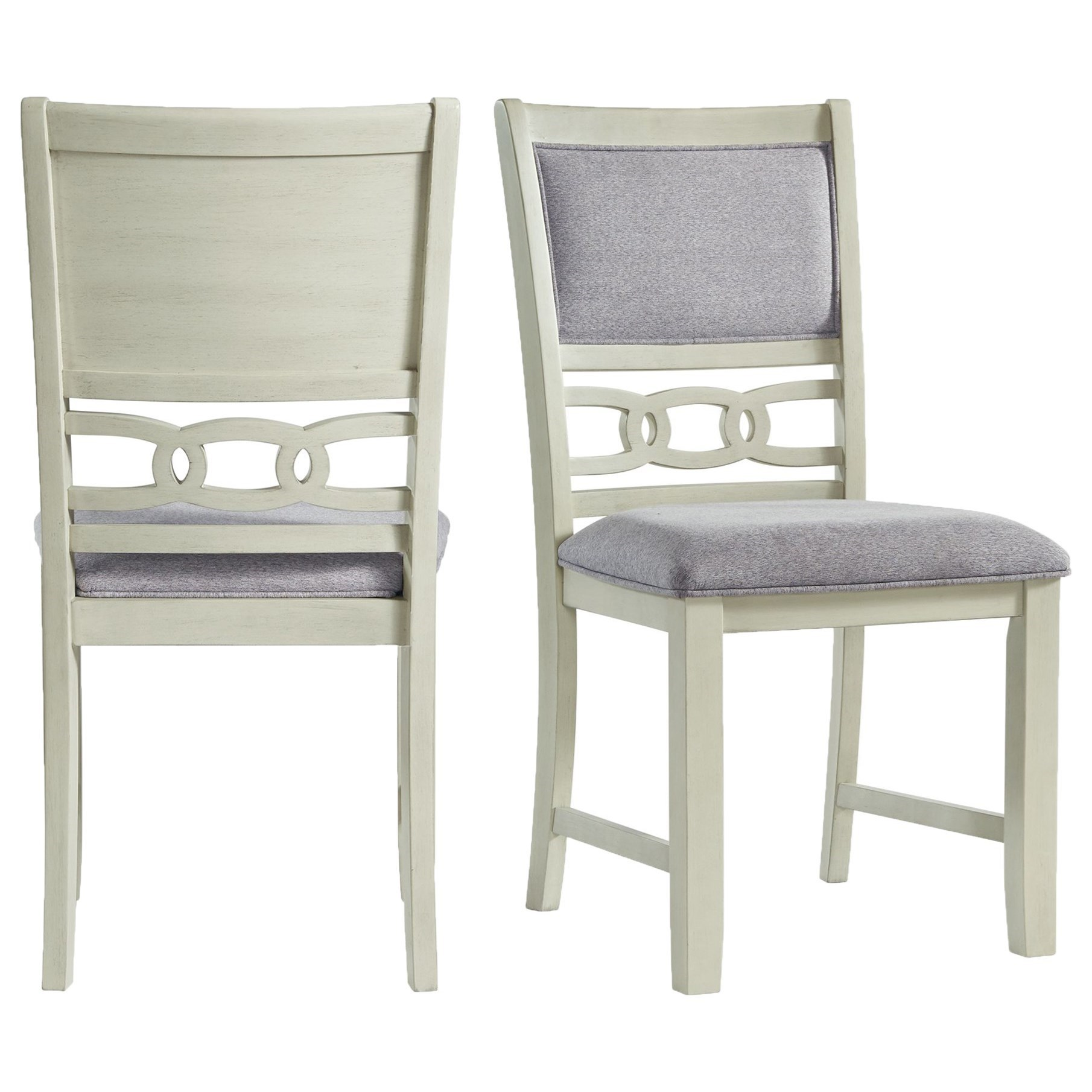 Amherst Standard Height Side Chair by Elements International at Wilcox Furniture