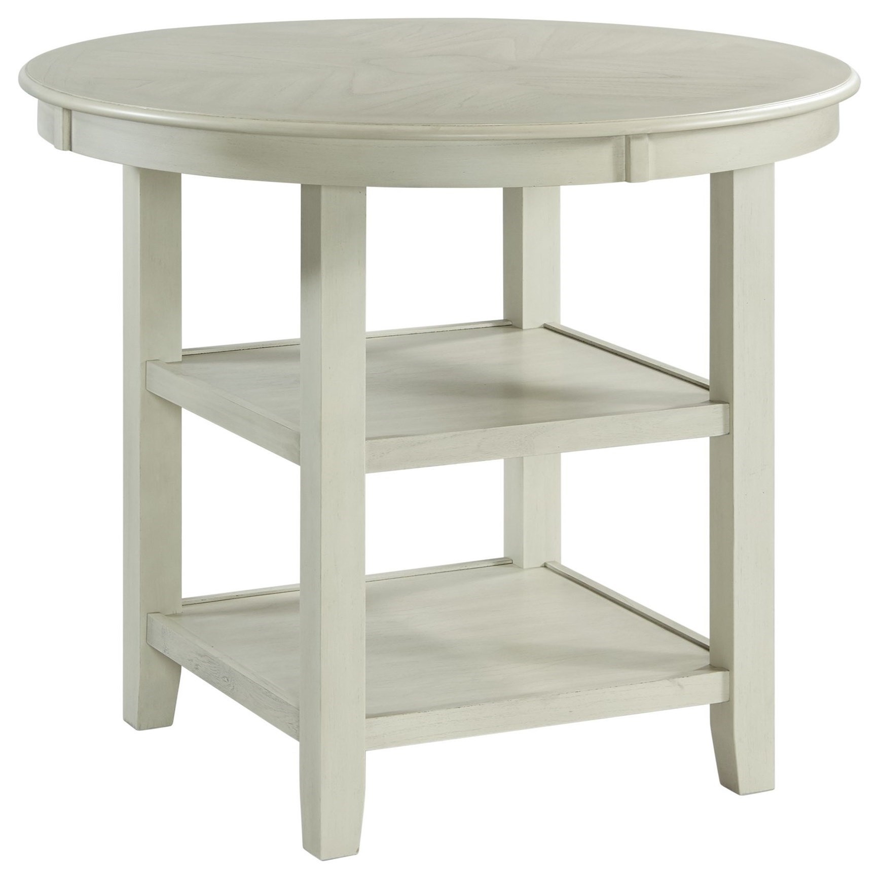Amherst Counter Height Dining Table by Elements International at Smart Buy Furniture