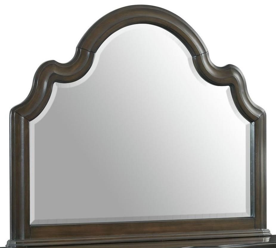 Harper Mirror at Walker's Furniture