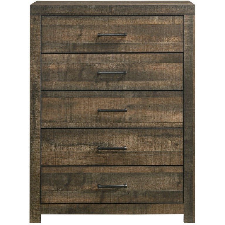 Bailey Chest by Elements International at Household Furniture