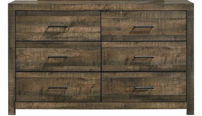 NASHVILLE Dresser by EFO at EFO Furniture Outlet