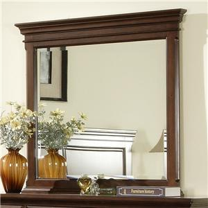 Mirror with Solid Pine Framing
