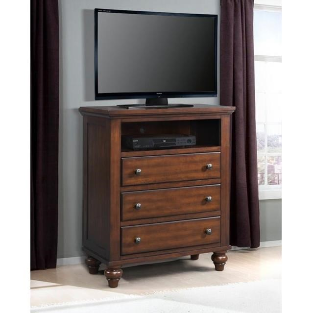 Chatham Media Chest by Elements International at Zak's Warehouse Clearance Center