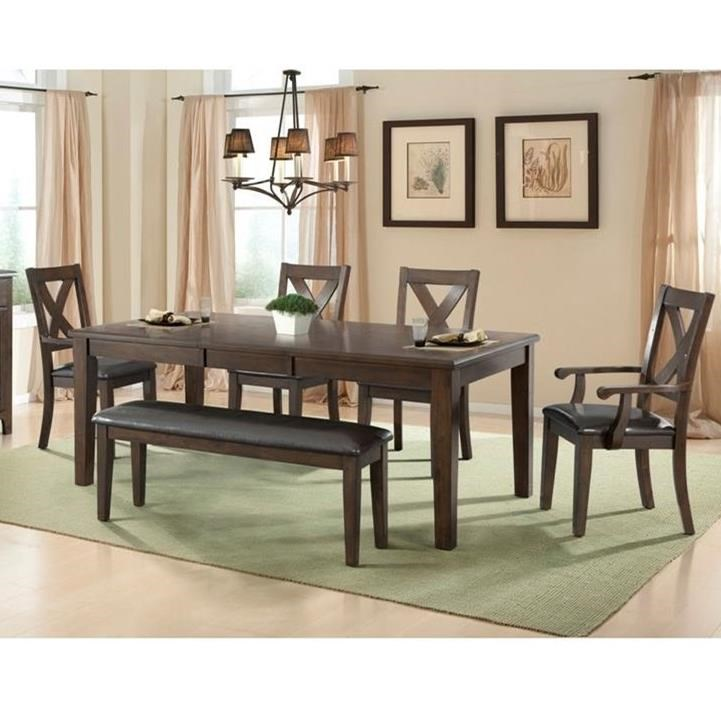 Copper Ridge Table and Chair Set at Dream Home Interiors