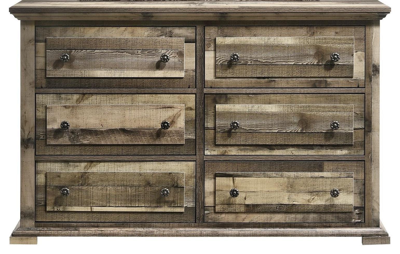 Cortez Dresser by Elements International at Wilcox Furniture