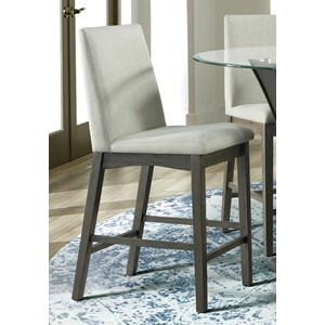 Upholstered Counter Side Chair