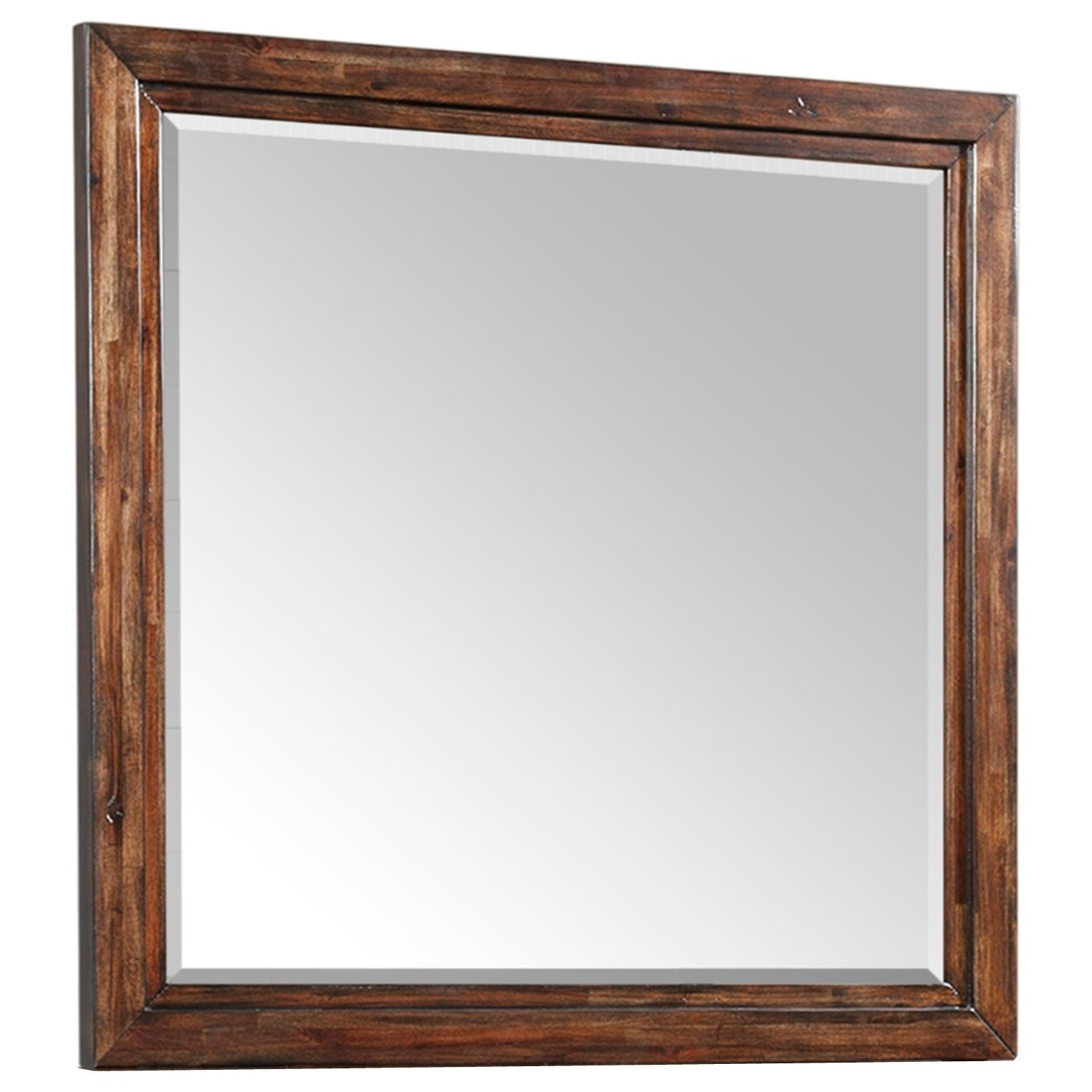 Dawson Creek Mirror by Elements International at Powell's Furniture and Mattress