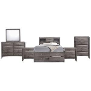 King 6-Piece Bedroom Group