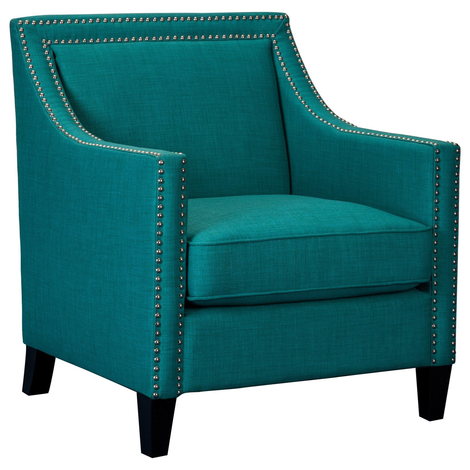 Erica Accent Chair by Elements International at Furniture Fair - North Carolina