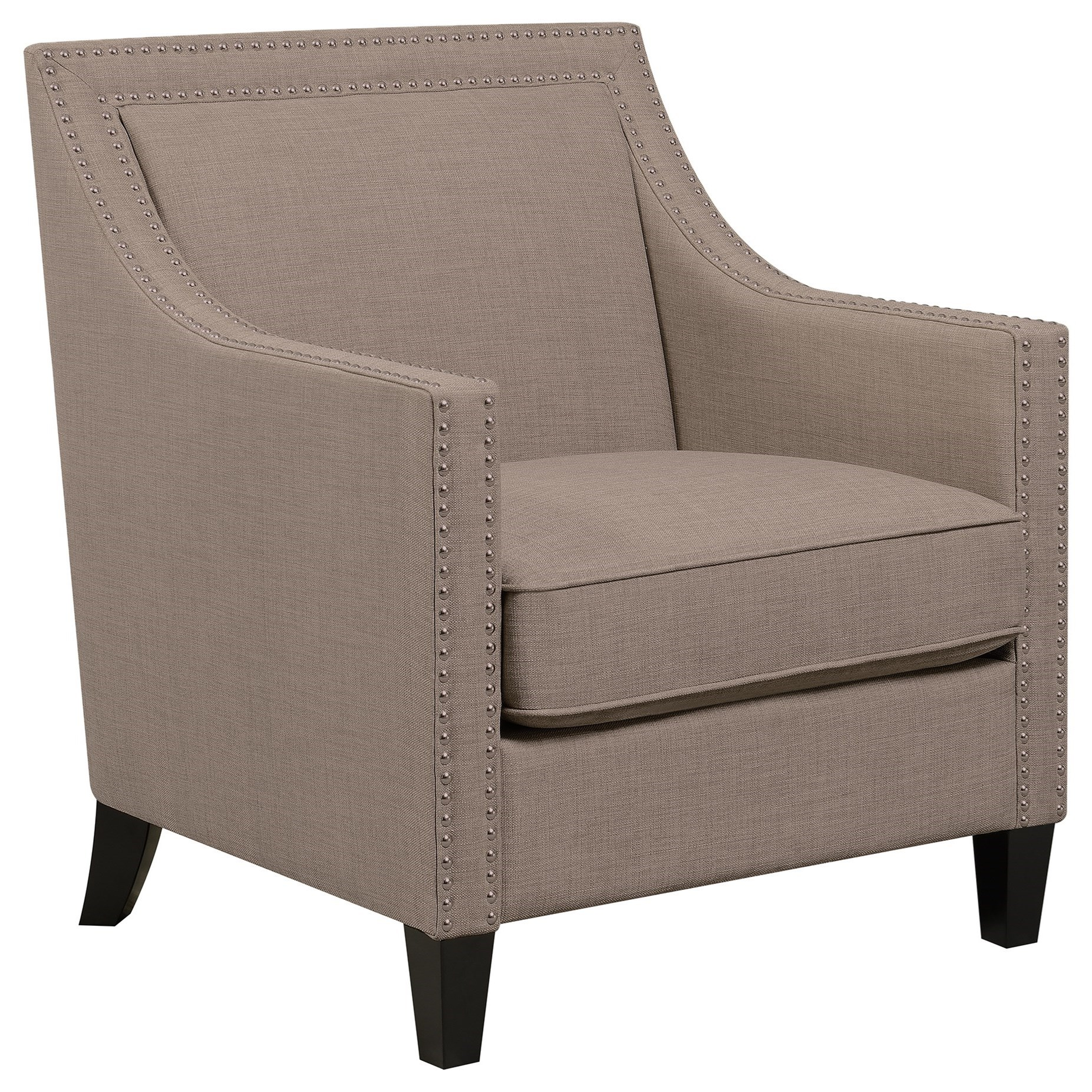 Erica Accent Chair by Elements International at Lindy's Furniture Company