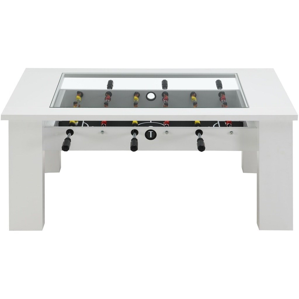 Giga Foosball Coffee Table by Elements International at Becker Furniture