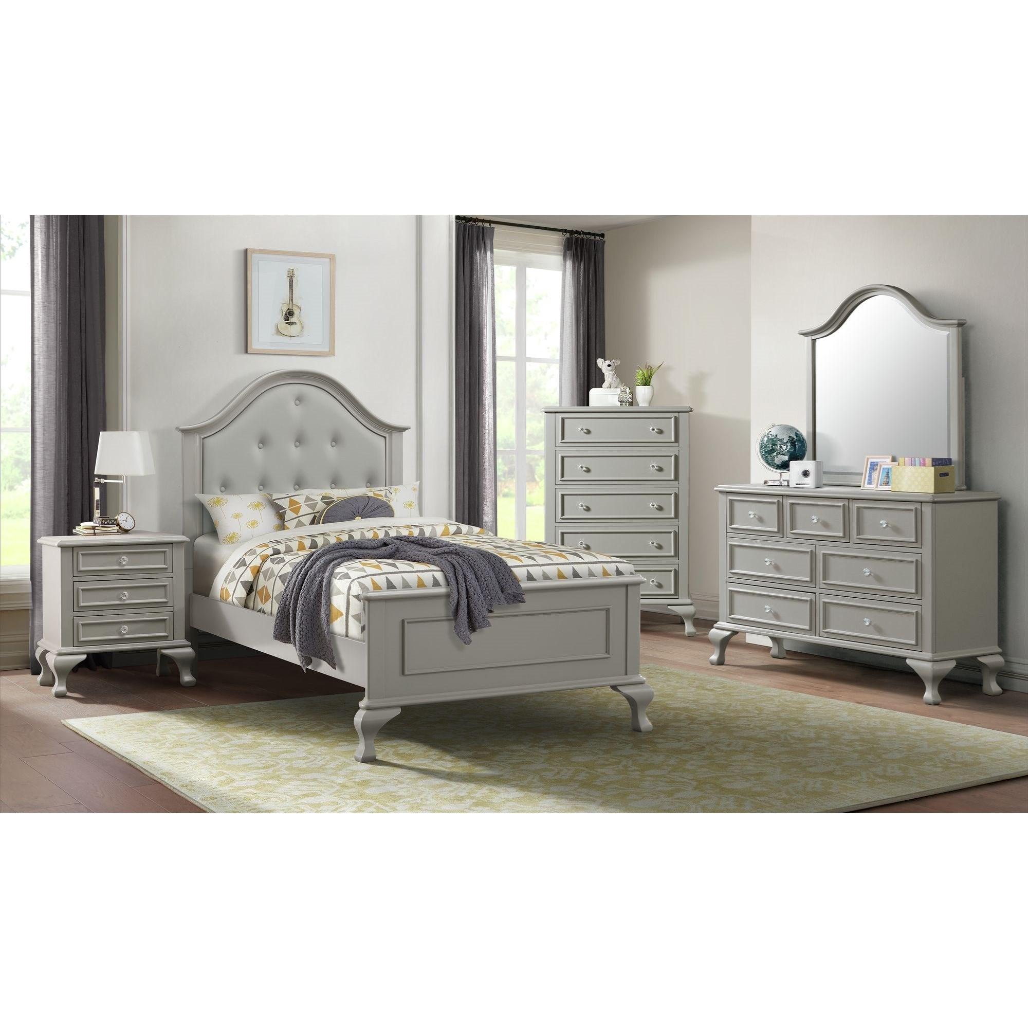 Jesse Bedroom Group by Elements International at Bullard Furniture