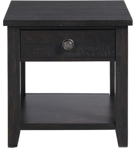 Kendyl End Table by Elements International at Smart Buy Furniture