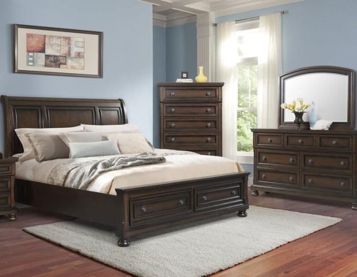 Queen 5 Piece Bedroom Group