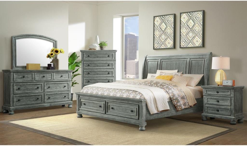 5 PC King Bedroom Group