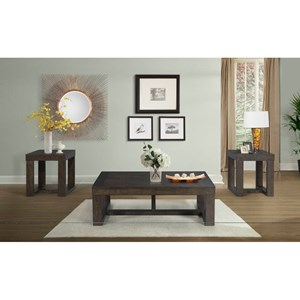 Contemporary Occasional Group 3-Pack