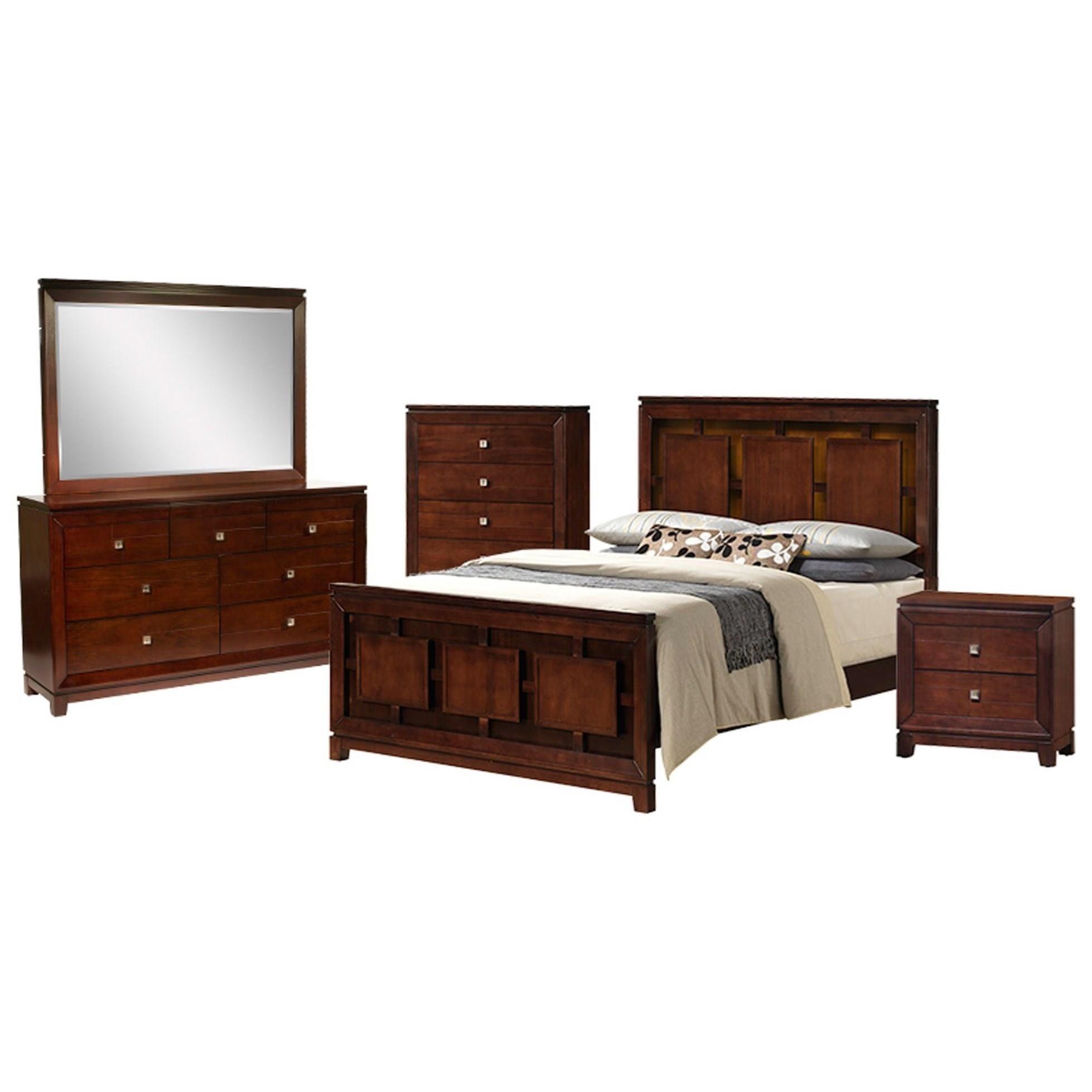 5-Piece Queen Bedroom Set