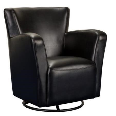 Marilyn UMV Swivel Upholstered Chair by Elements International at Beck's Furniture