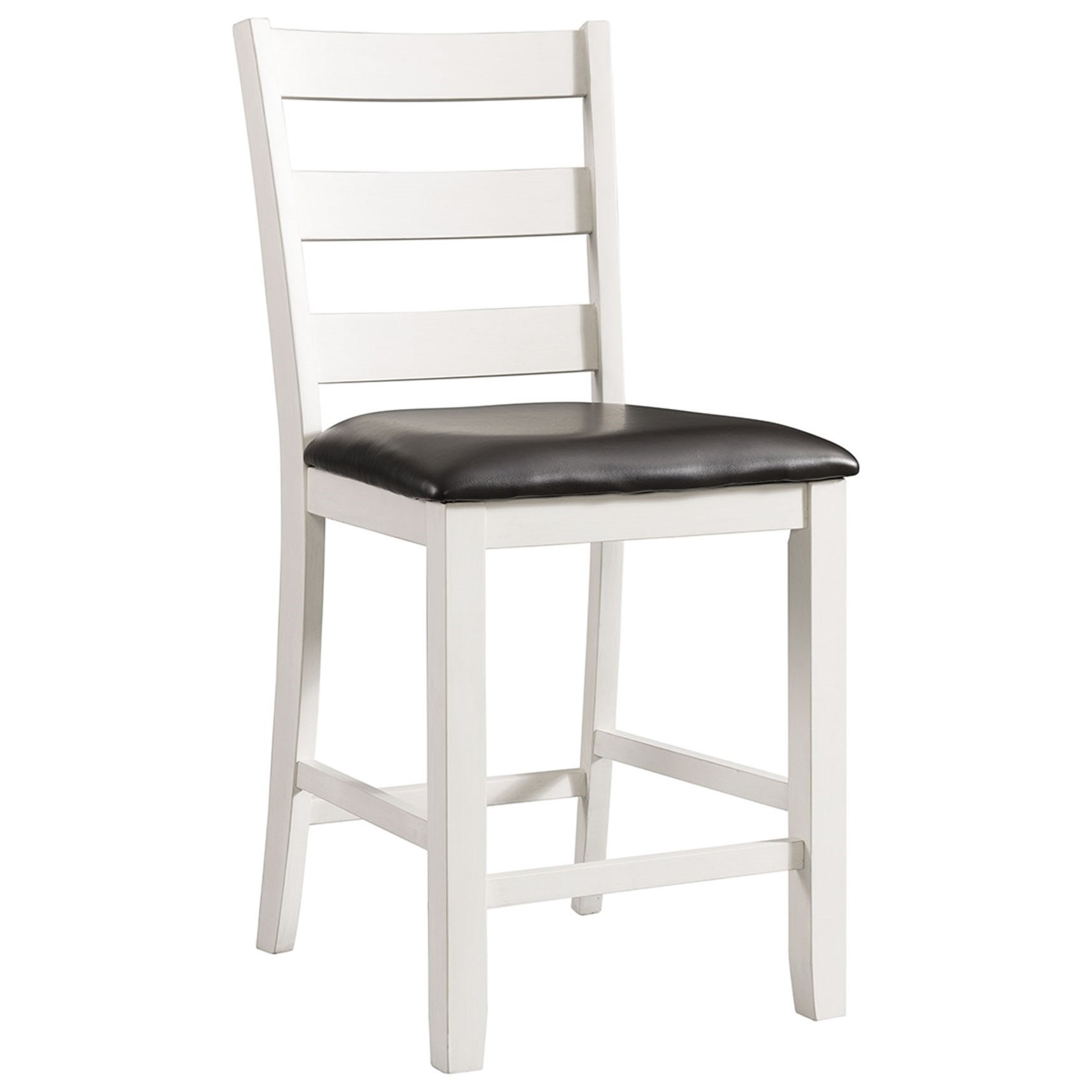 Rosemary Counter Height Side Chair by EFO at EFO Furniture Outlet