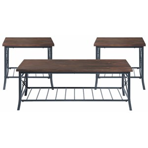 3-Pack Occasional Table Set