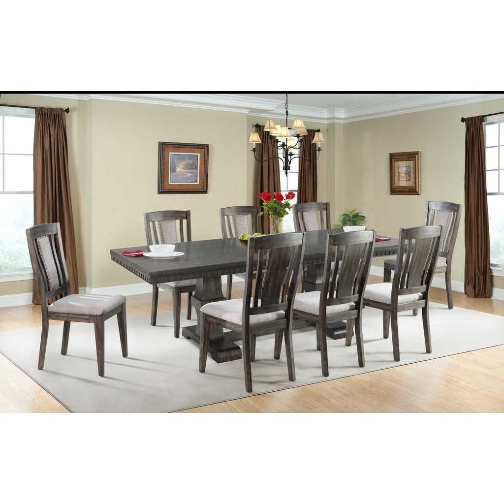 Morrison Table and Chair Set by Elements International at Wilcox Furniture