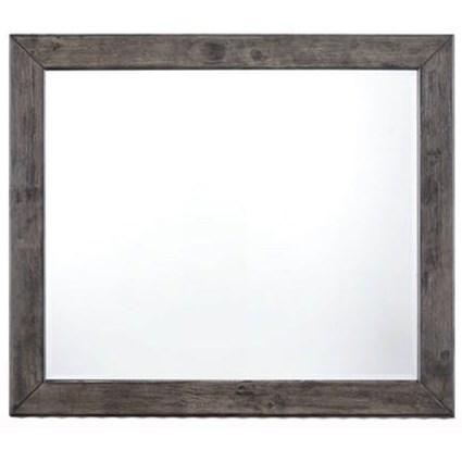 Beckman Mirror at Walker's Furniture