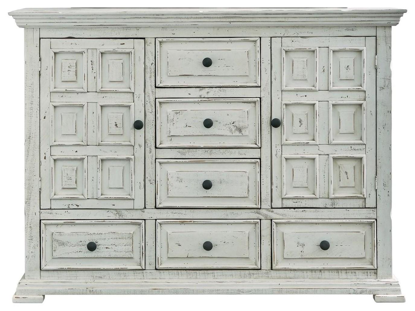 Olivia Dresser by Elements International at Smart Buy Furniture
