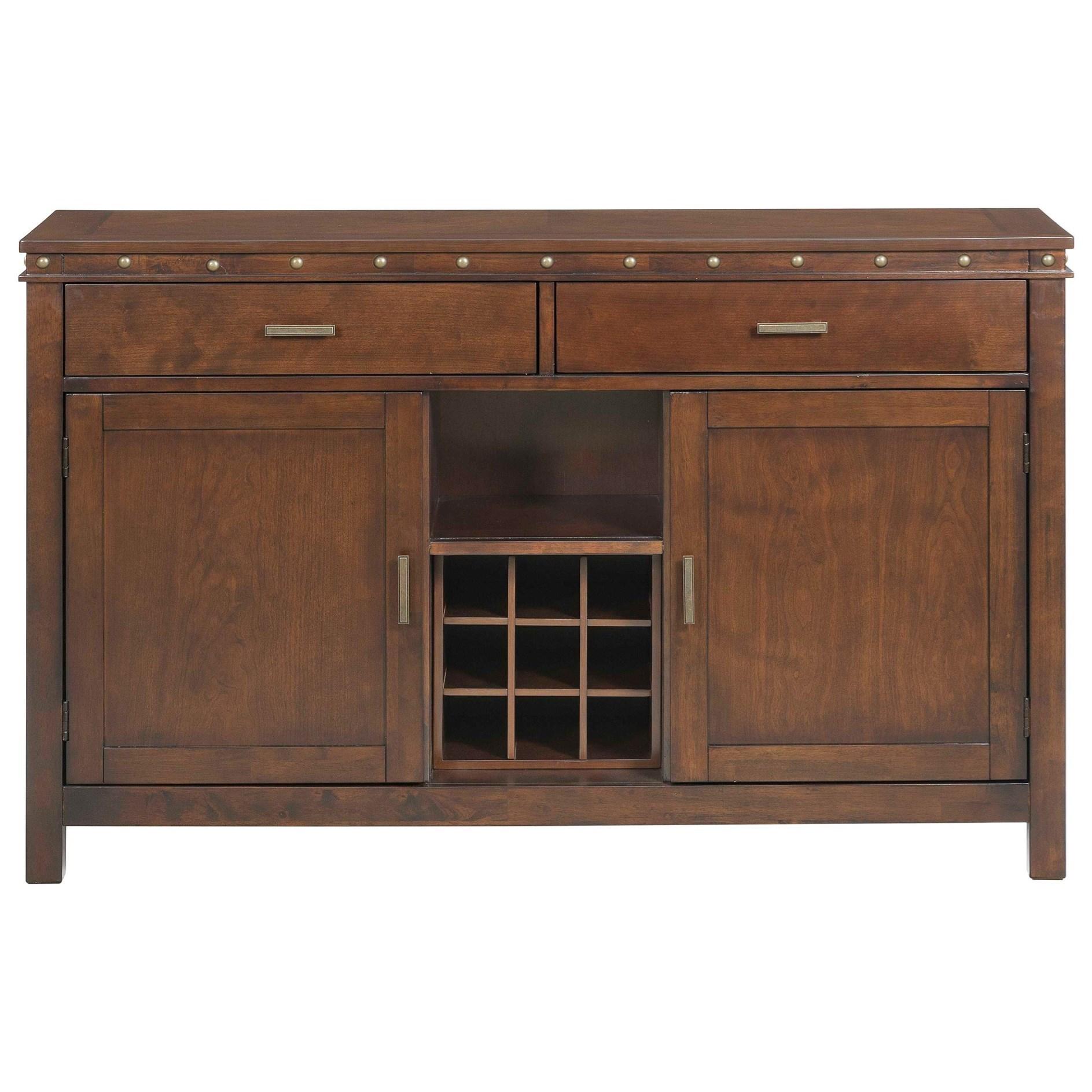 Prescott Server by Elements International at Smart Buy Furniture