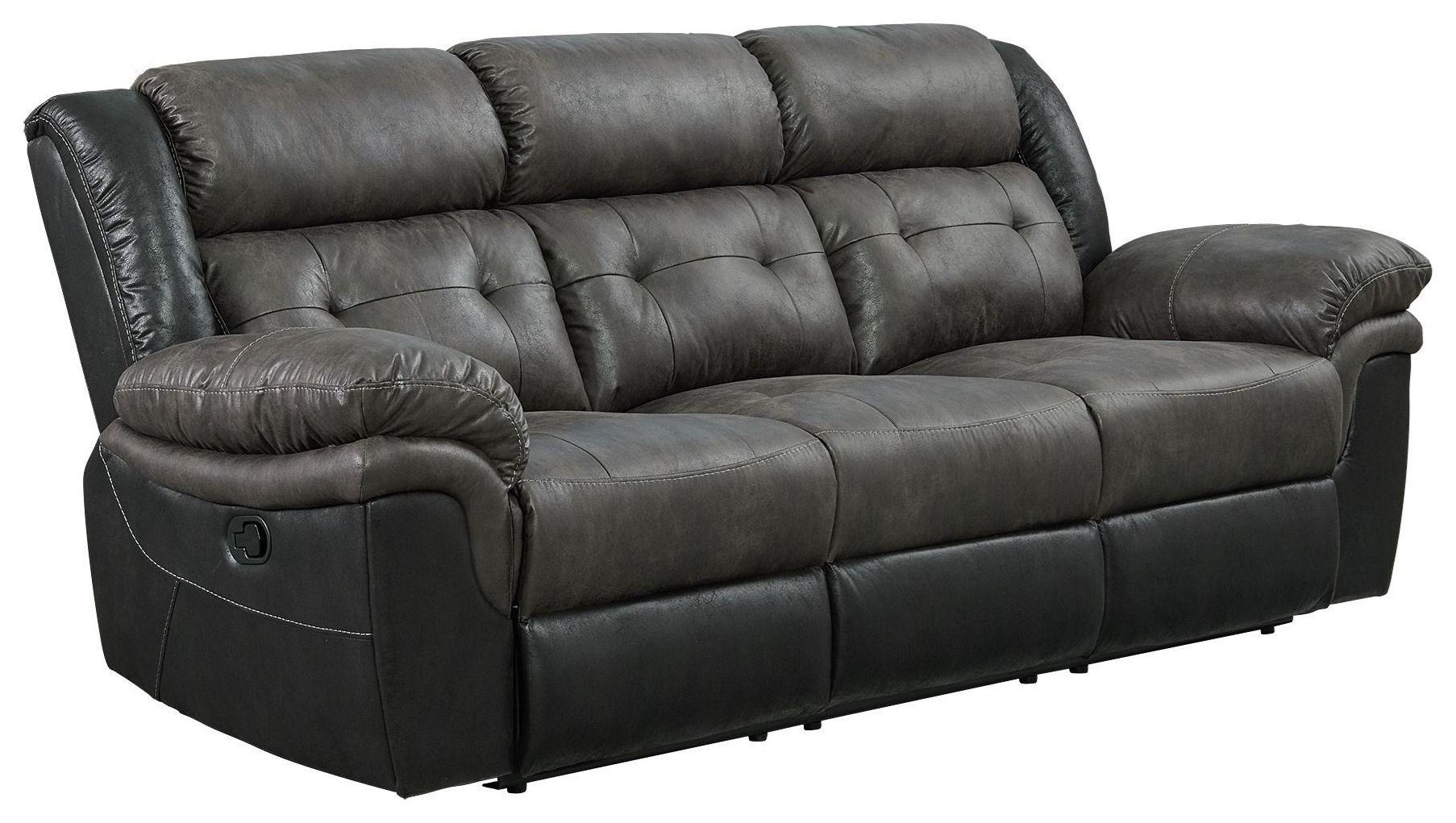 Sadler Motion Sofa by Elements International at Smart Buy Furniture