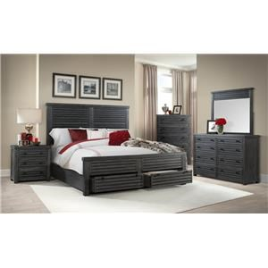 King 4-Piece Bedroom Set
