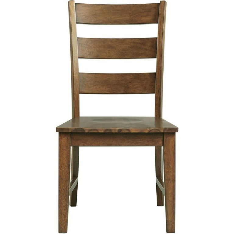 Silas Dining Side Chair by Elements International at Powell's Furniture and Mattress