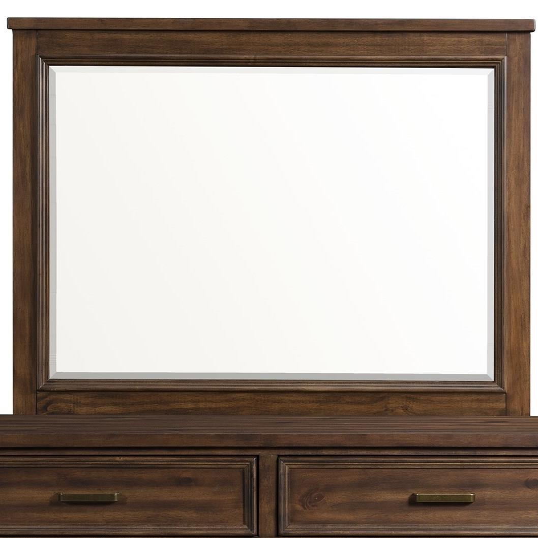 Sullivan Dresser Mirror by VFM Basics at Virginia Furniture Market