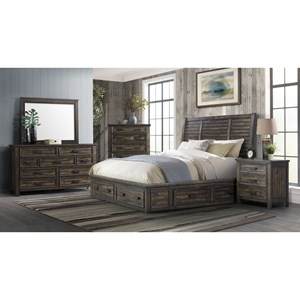 Queen 4-Piece Bedroom Group
